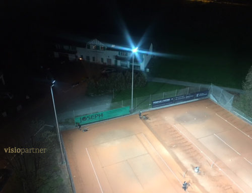Casestudy: Tennisplatz in Richterswil
